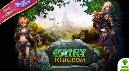 Fairy Kingdom HD 3.0.8 Apk + Mod (free shopping/Resources) for android
