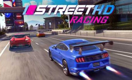 Street Racing HD 1.9.9 Apk + Mod (Free Shopping) for android