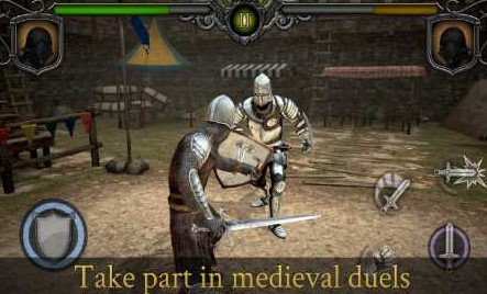 Knights Fight: Medieval Arena 1.0.21 Apk + Mod + Data for android
