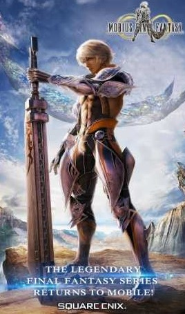MOBIUS FINAL FANTASY 2.1.105 Apk + Mod (Instant Break Enemy)