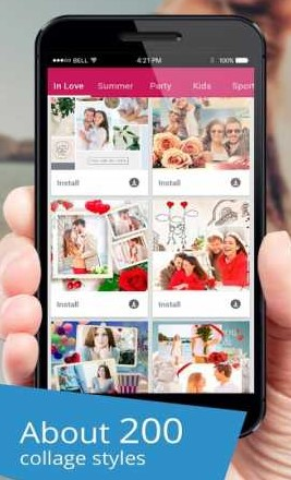 Collage+: Pic Collage & video editor & album maker 2.60 Apk