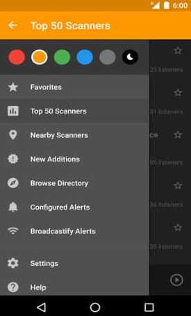 Scanner Radio Pro v6.6.2 Apk for android