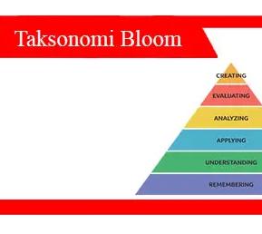 Taksonomi Bloom: Sejarah, Klasifikasi, Level, dan Peran