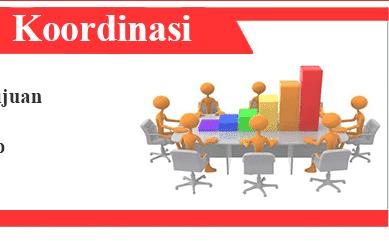 Pengertian Koordinasi: Tujuan, Jenis, Ciri, Prinsip, Dampak